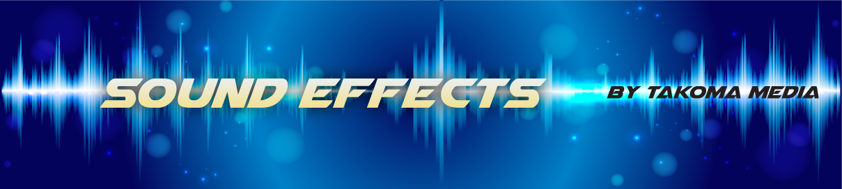 Sound Effects | Sounds for Film, TV, Games & more…